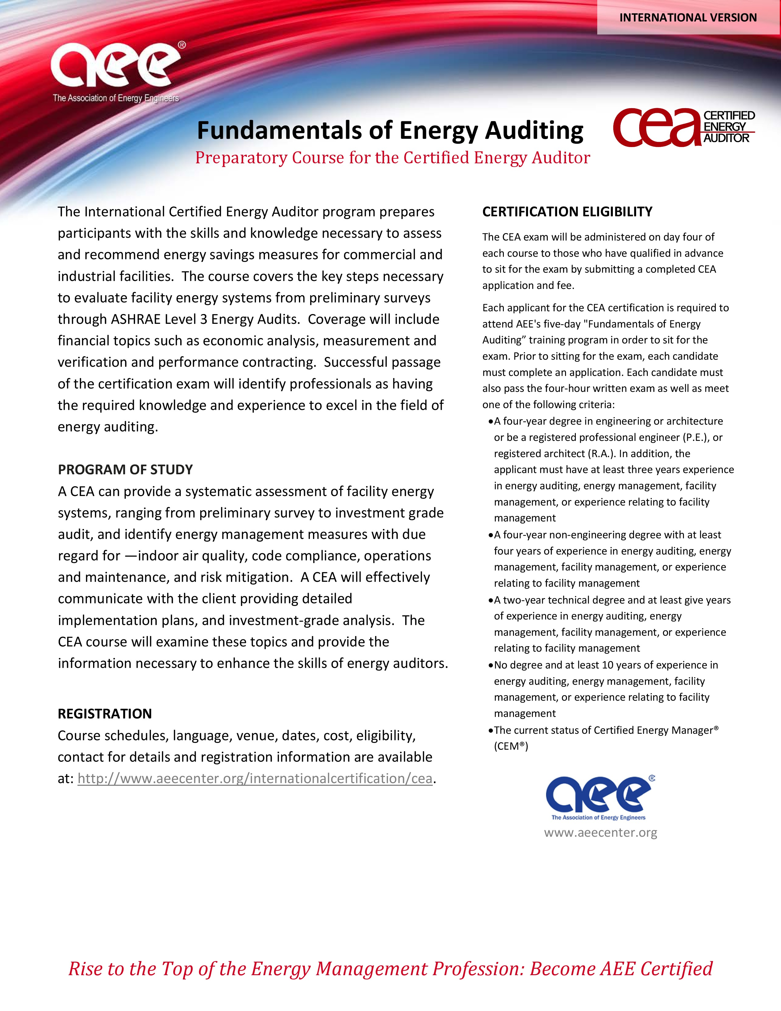 Cea International Portalecenter